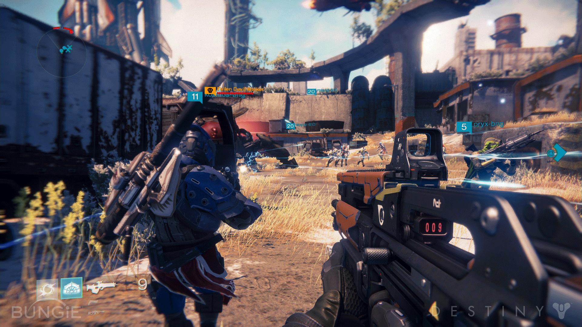 Destiny (2014) Video game review ...